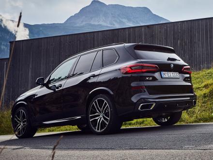 Novinka! Autosety pro BMW X5 xDrive45e 2019