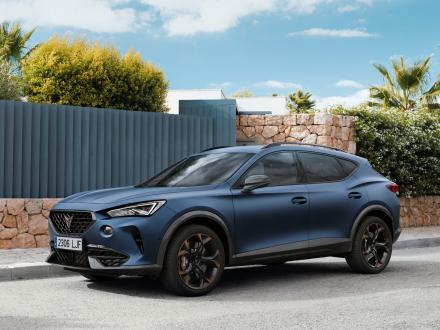 Novinka! Autosety pro Cupra Formentor 2020