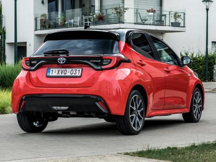 Novinka! Autosety pro Toyota Yaris 2020