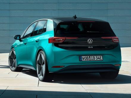 Novinka! Autosety pro Volkswagen ID.3